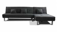 canapé d'angle cuir
