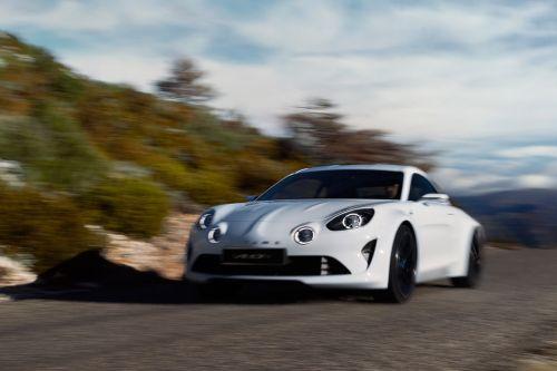 nouvelle Renault Alpine